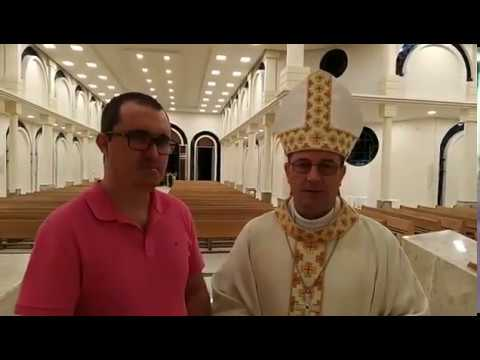 Entrevista Dom Onécimo - bispo de Rio do Sul