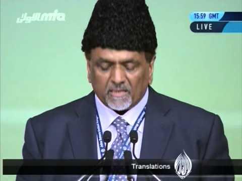The Ahmadiyya Muslim Peace Prize 2012 for Oheneba Boachie-Adjei, MD