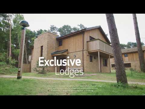 Exclusive Lodge at Center Parcs