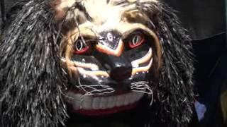 Video atraksi barongan mangan wong MP3, 3GP, MP4, WEBM, AVI, FLV Agustus 2018