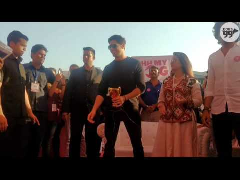 Glam Dogs 2017 | Sidharth Malhotra & Smita Thackery | Prize Ceremony | Dogs99.com