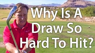 Video Golf Tip: Why Is A Draw Shot So Hard To Hit? MP3, 3GP, MP4, WEBM, AVI, FLV Oktober 2018