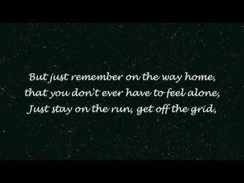 John Mayer - On the Way Home (Lyircs) [HD]