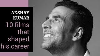 Video Akshay Kumar I 10 Films That Shaped His Career I Rajeev Masand MP3, 3GP, MP4, WEBM, AVI, FLV Maret 2019
