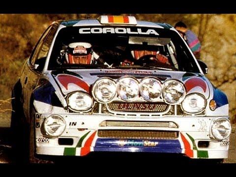 41º rally di sanremo wrc - 1999