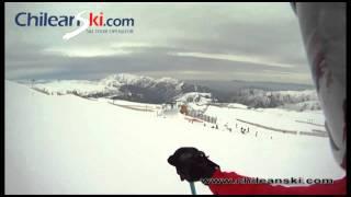 Pista Kilómetro Lanzado, El Colorado Chile