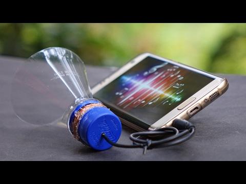 come creare uno speaker usando una bottiglia di plastica