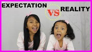 Video EXPECTATION VS REALITY KIDS ♥ Video Parody Keira Charma MP3, 3GP, MP4, WEBM, AVI, FLV Februari 2018