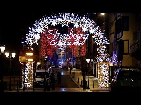 Frankreich: Anschlag in Straßburg - mindestens drei Tote