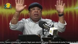 Euri Cabral comenta sucedido en Pedernales en la reunión de los altos mando militares de RD