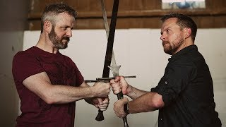 Video How to Fight with a Longsword MP3, 3GP, MP4, WEBM, AVI, FLV Oktober 2017