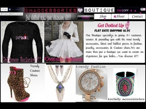 Cosmetics and Accessories DOLLHOUSE MAJOR GIVEAWAY