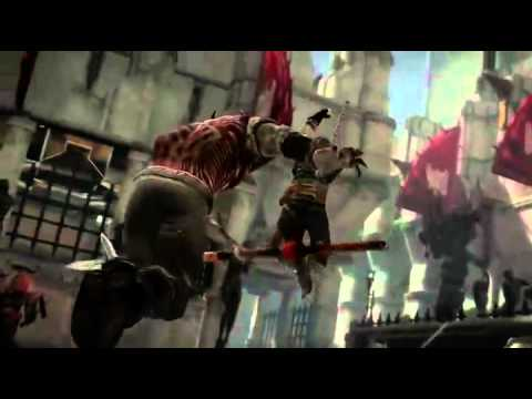 dragon age 2 playstation 3 gameplay