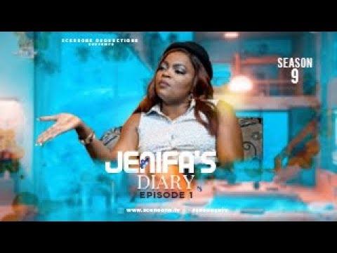 Jenifa's Diary S9EP1 -  BUSTED AGAIN
