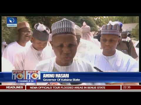 Buhari Has Confidence In Nigeria's Unity  Masari