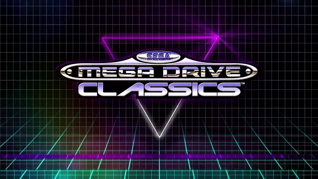 Retro Time - Sega Genesis and Mega Drive Classics Hub - Twitch Stream | HD | deutsch