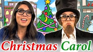 Nonton A Christmas Carol Story | Story Time with Ms. Booksy at Cool School Film Subtitle Indonesia Streaming Movie Download