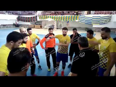 الاتحاد يتفوق على الجزيرة ضمن مرحلة الإياب للدوري الليبي لكرة اليد الموسم الرياضي (2018-2017)