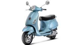 9. Vespa LX50 4V and LX150 ie