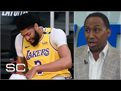 Stephen A. Smith feels Anthony Davis felt pressure to play in Game 6   SportsCenter