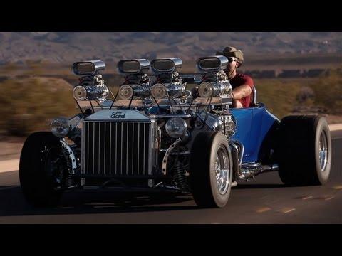 """1927 Model T Roadster """"Double Trouble"""""""