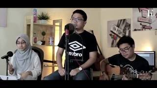 Gamma1 - Jomblo Happy (LIVE Cover by Mrul ft. Eika Syah & Fiqon)