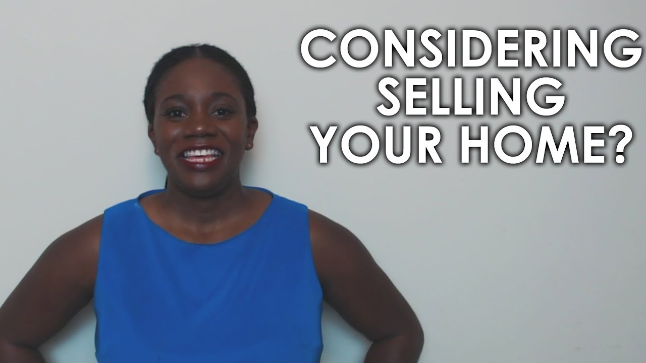 Considering Selling Your Home Now?