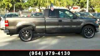 2006 Ford F150 - Cheap Auto Repo Sales - Pompano Beach, FL