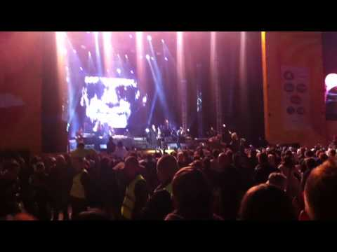 Pitbull - Rain Over Me LIVE Gdańsk, Poland 07.06.2012