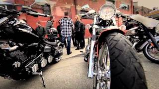 8. 2012-2013 Yamaha Star Motorcycles V Star 1300 Deluxe promotional video