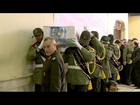 Ιράν: Κηδεύτηκαν 270 Ιρανοί και Ιρακινοί στρατιώτες που βρέθηκαν σε μαζικό τάφο