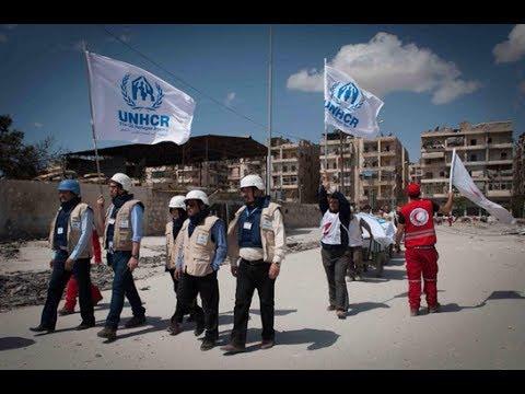 Syria: Aid Reaches Eastern Aleppo