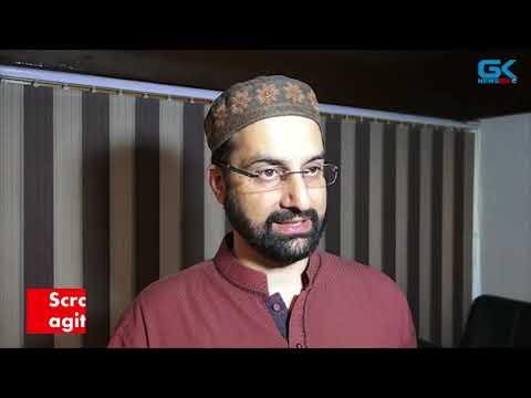 Scrapping of Article 35-A will trigger massive agitation in Kashmir: Mirwaiz
