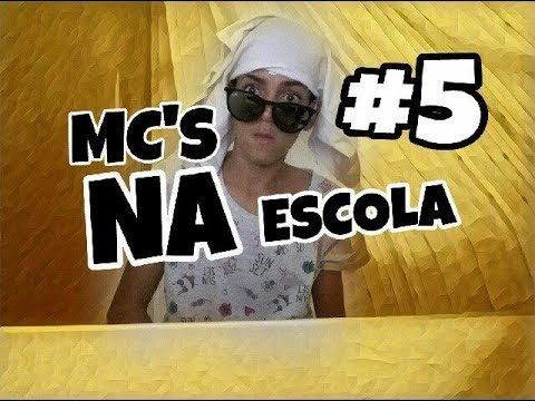 MC'S NA ESCOLA !  MC Lan, MC Livinho, MC Pedrinho, MC Kevinho, FokeyTv