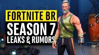 Fortnite | Season 7 Leaks and Insane Theories