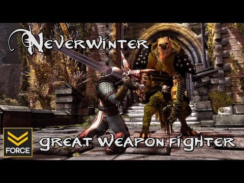 Neverwinter – Great Weapon Fighter Gameplay