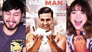 Video PADMAN | Akshay Kumar | Sonam Kapoor | Trailer Reaction! MP3, 3GP, MP4, WEBM, AVI, FLV September 2018