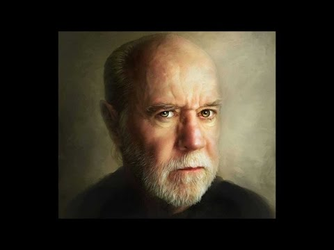 "George Carlin Reading His Book: ""Brain Droppings"""
