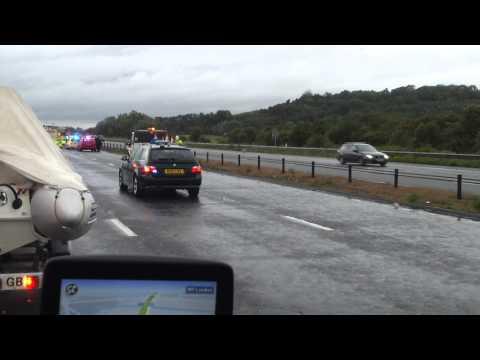 M5 Wypadek smiertelny 12:07:2012
