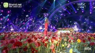 Arab Idol -الأداء -نانسي عجرم- يا غالي