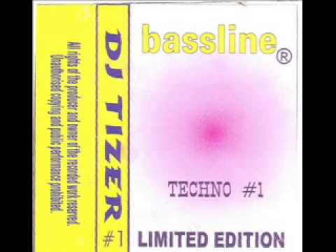 Dj Tizer - Techno #1 Limited Edition