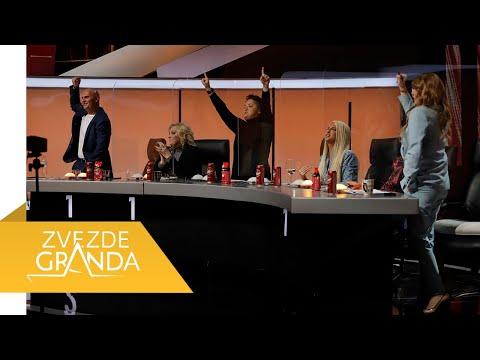 ZVEZDE GRANDA UŽIVO 2021: Cela 53. emisija (06. 02.) - video - zadnja emisija - Dalje su prošli Bojan, Ivana, Aleksandra, Adi, Željko, Danijel, Abida, Arijana, Miloš i Žarko