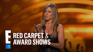 The People's Choice for Favorite Comedic Movie Actress is Jennifer Aniston