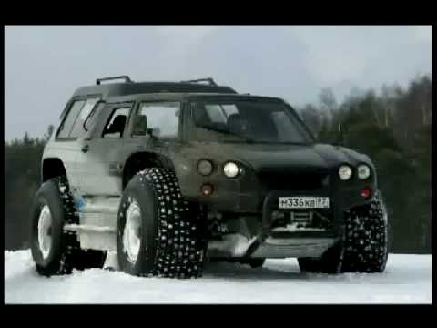 vehicle - 4x4xAMPHIBIOUS, VIKING combines the best of extreme off-road with internal floatation and water-jet powered amphibious capability. The ATON IMPULSE VIKING-29...