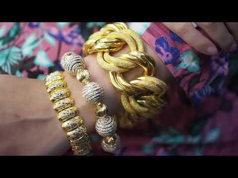 Koleksi Baru! 17072020   Rantai Tangan Emas (Gold Bracelet)   Cincin Emas (Gold Ring)   Cincin Batu