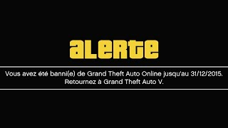 Video JE SUIS BAN DE GTA ONLINE! (Best of #46) MP3, 3GP, MP4, WEBM, AVI, FLV November 2017