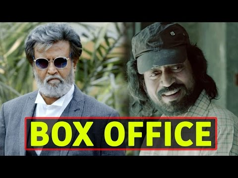 Box Office: Rajinikanth's Kabali Vs Irrfan Khan�