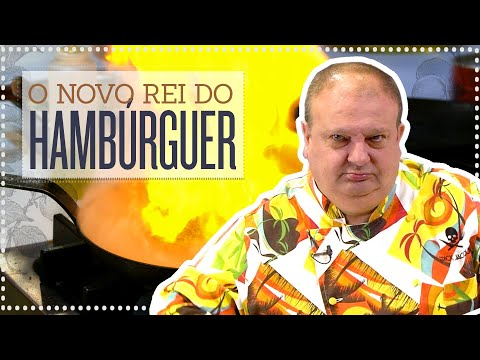 JACQUIN DECIDE FAZER HAMBÚRGUER E OLHA NO QUE DEU! | ERICK JACQUIN