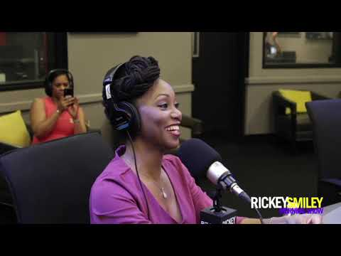 """Everything Dr. Hadiyah-Nicole Green Said On """"The Rickey Smiley Morning Show"""" [INTERVIEW] 