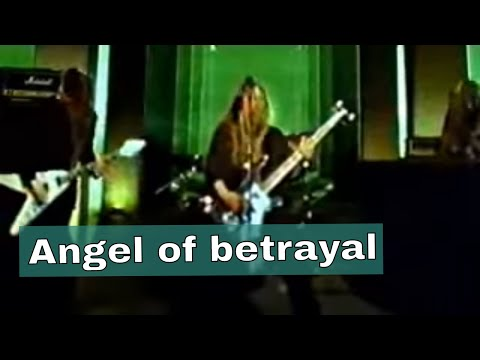 Spiritual beggars - Angel of betrayal online metal music video by SPIRITUAL BEGGARS